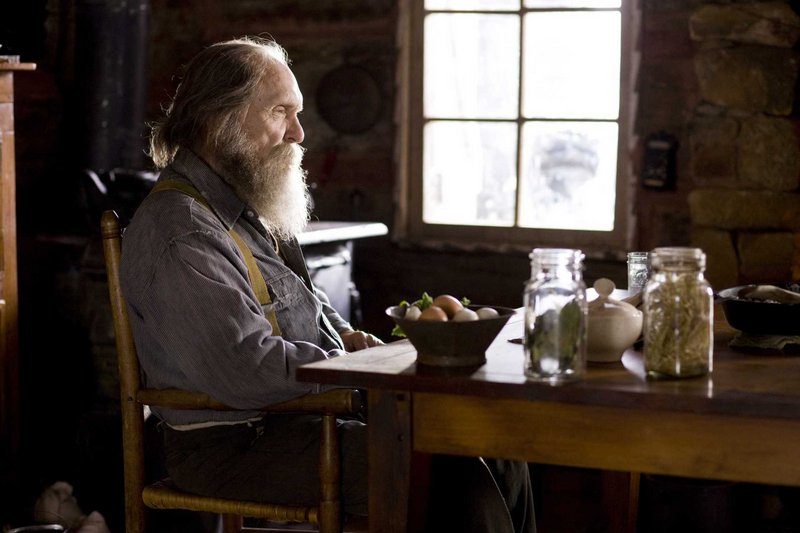 Robert Duvall plays Felix Bush, a Tennessee recluse who keeps people guessing about him.