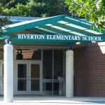 Portland's Riverton Community School, where a three-year, $1.3 million school improvement plan is in place.