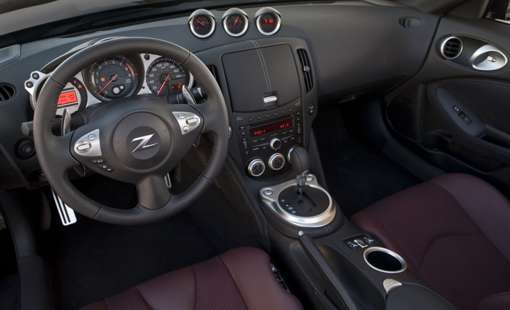 The 370Z has enough thrust at launch to set you back in its superbly supportive and comfy seat, and enough highway passing punch to effortlessly power past slower vehicles. Nissan 370z Nismo Roadster