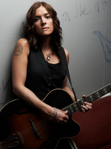 Brandi Carlile opens for Sheryl Crow Friday in Portland.