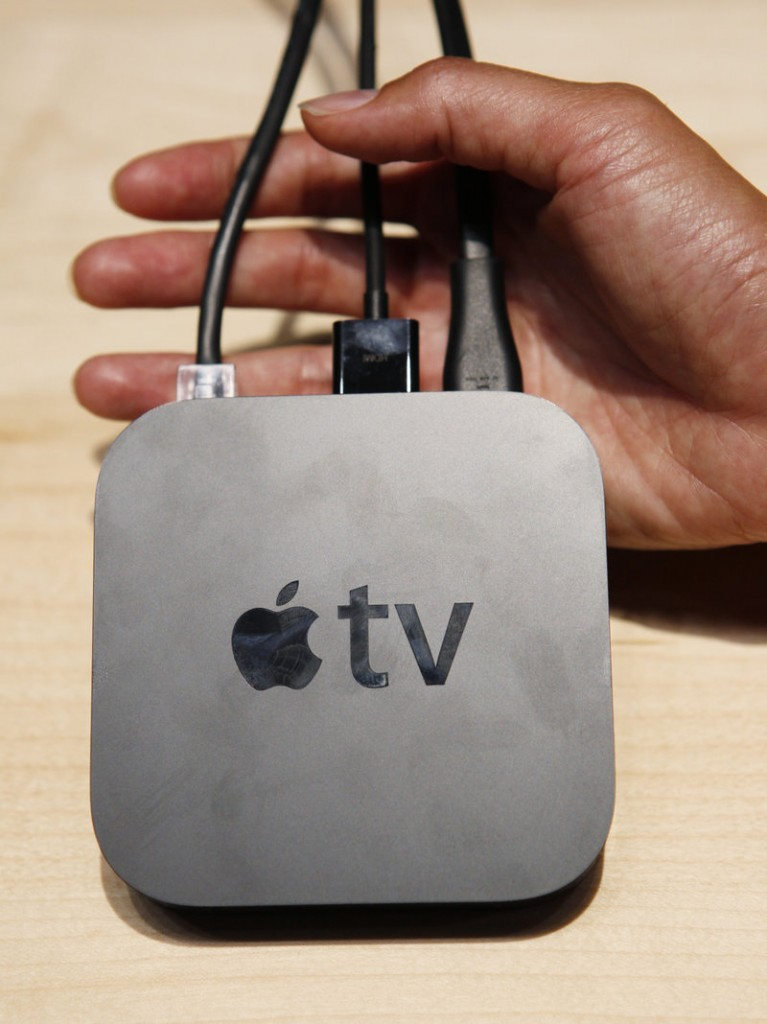 New in 2007, Apple TV hasn't flown off shelves like other products.