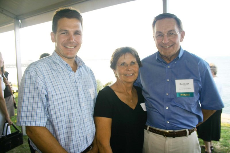 Ian Kopp, Ken Priest and Susan Priest, all with Kenway Corp.