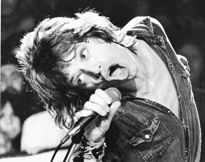"""Mick Jagger, seen in 1972, did not attend the London premiere of the remastered concert film, """"Ladies and Gentlemen ... The Rolling Stones."""""""