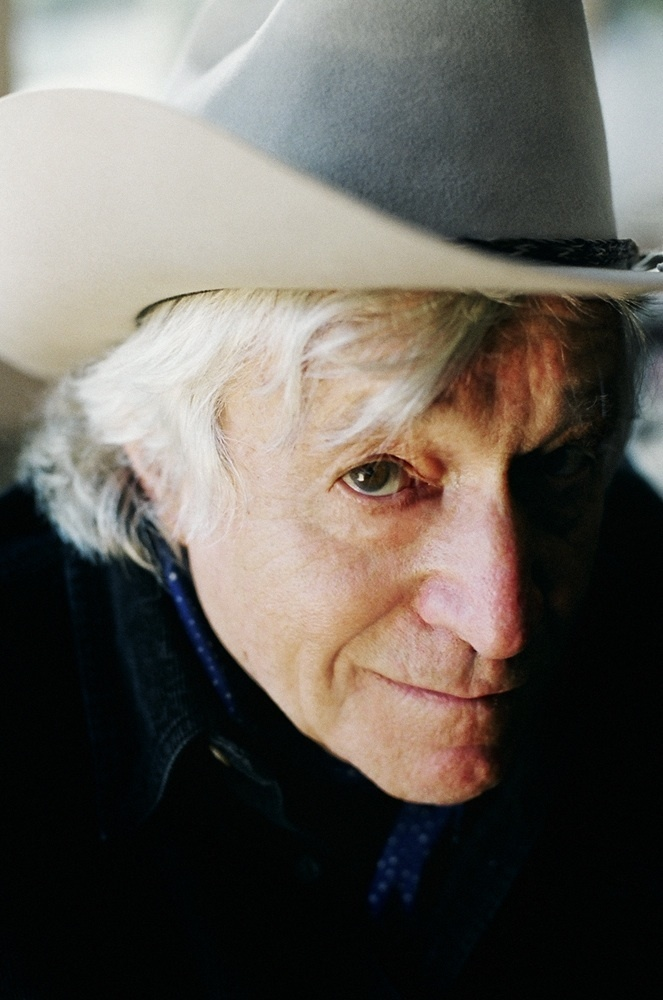 """I like driving and I love flying, but I hate airports,"" admits Ramblin' Jack Elliott."