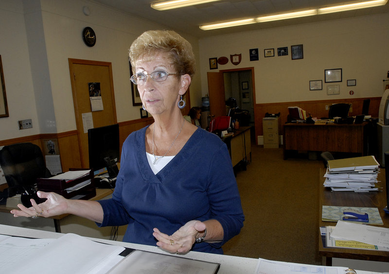 "Carol Binette, an office manager at Rubin-Fourtier & LaCourse Agency in Biddeford, said Friday that ethnicity doesn't factor into her decisions when she votes. ""I look at the candidates, I go by the person, the views."""