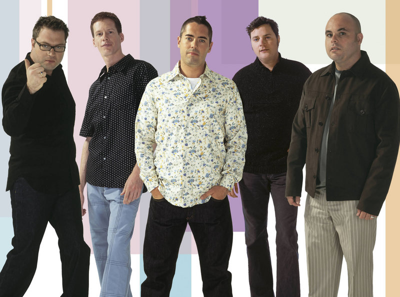 Tickets for the Barenaked Ladies' Nov. 16 appearance at Merrill Auditorium in Portland go on sale Friday.