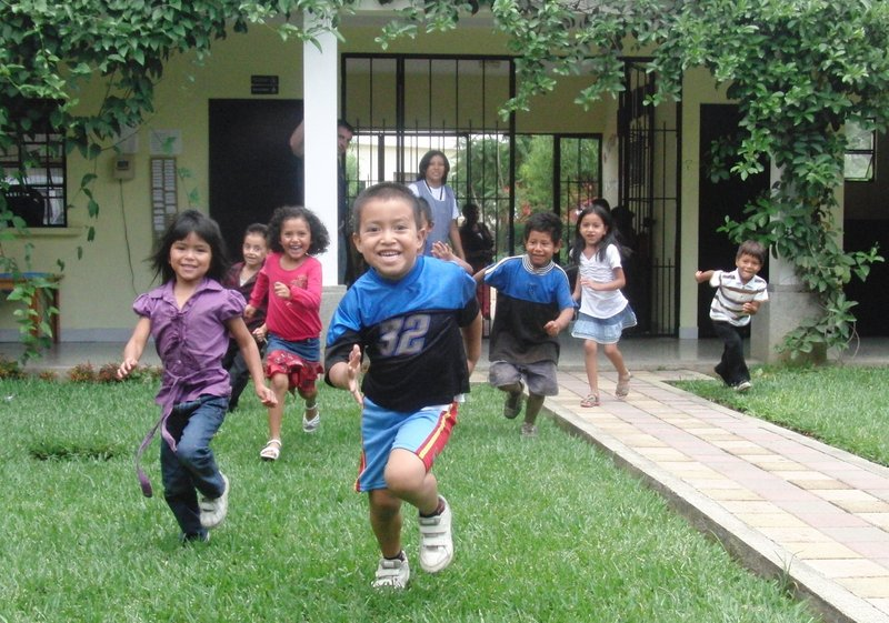 Safe Passage hopes its 5K race will help Guatemalan kids continue their schooling.
