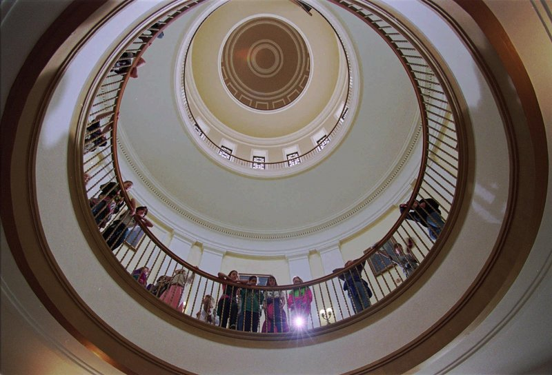 The State House rotunda: Who will get to see it as Maine's next governor?