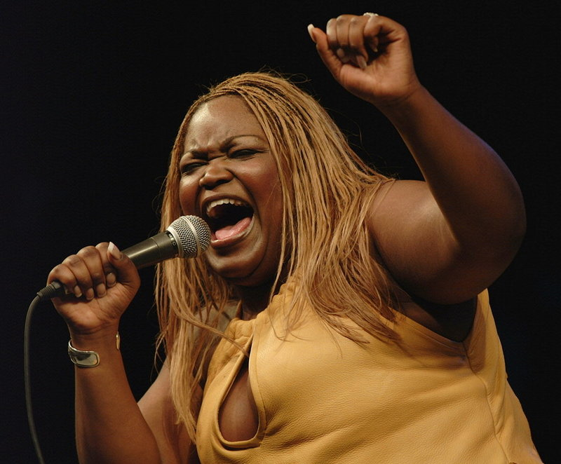 Shemekia Copeland performs Saturday in Unity and Sunday in Brownfield.