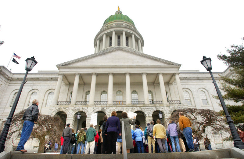 The State House awaits a new leader for Maine, and readers continue to offer their views on whom it should be.