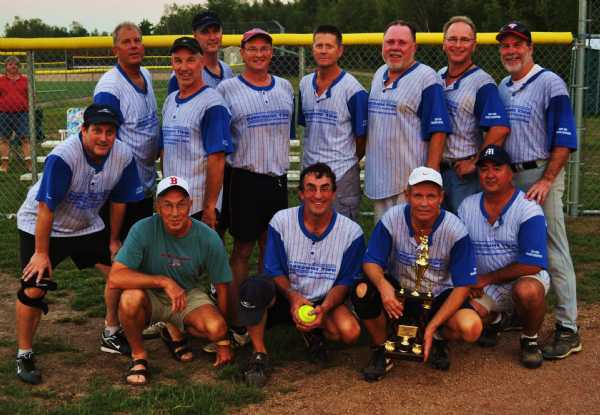 Foshay's Discount Tire successfully defended its Greater Portland Senior Softball League championship, beating Foreside Tavern 10-9 in the championship game.