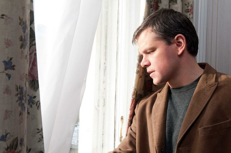 Matt Damon plays a psychic unhappy with his gift in