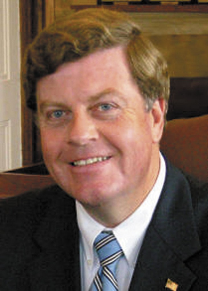 Sen. Barry Hobbins, Senate minority leader