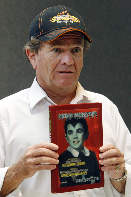 Butch Patrick, who played Eddie Munster, has entered a drug and alcohol treatment facility in New Jersey.