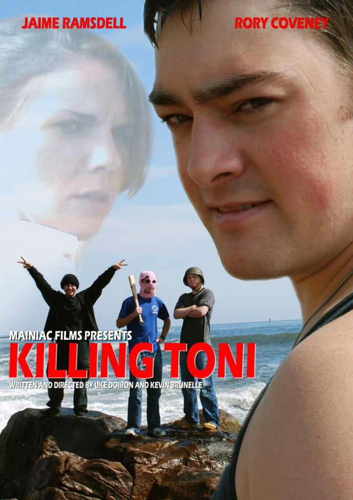 "Co-director Jim Doiron says that ""Killing Toni,"" in which a man plots to kill his ex once he learns she's a lesbian, is meant to be an actual stupid comedy, not an endorsement of homophobia."