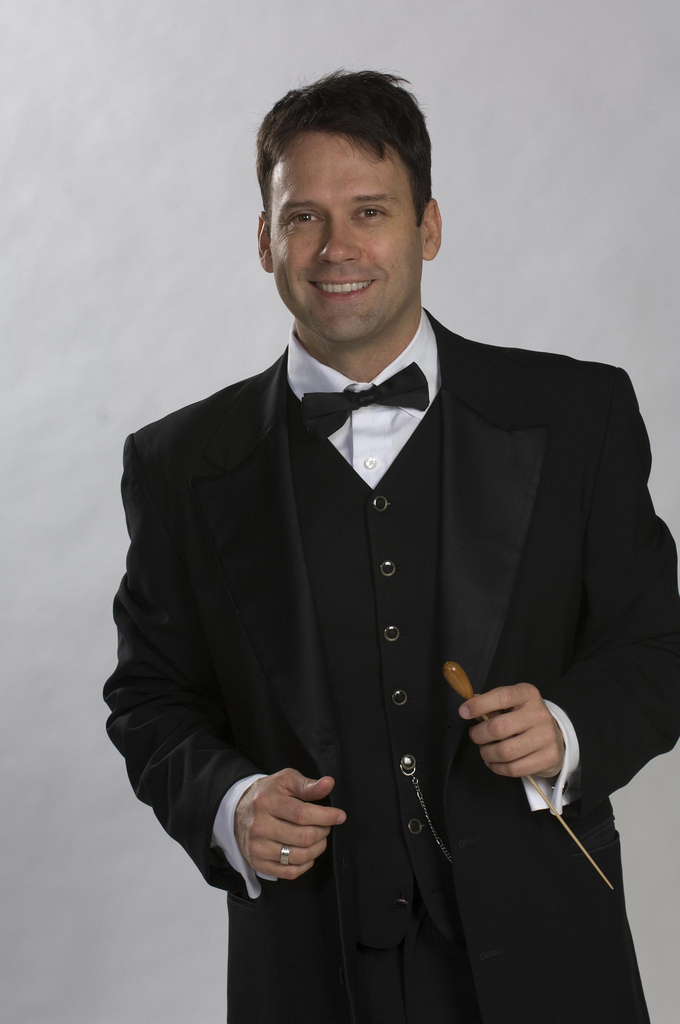 Conductor Robert Moody
