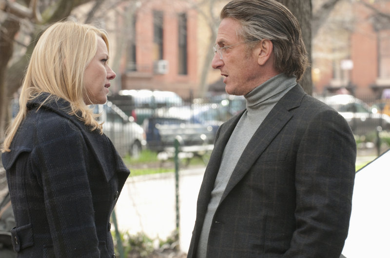 """Naomi Watts and Sean Penn star in """"Fair Game,"""" the movie based on Valerie Plame's infamous 2003 """"outing"""" as a CIA agent. It opens Friday."""