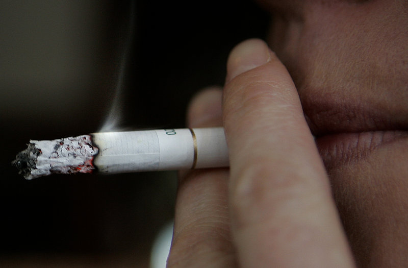 Experts say the best way to fight lung cancer is to either give up smoking or never smoke in the first place.