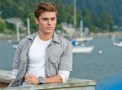"Zac Efron has the title role in ""Charlie St. Cloud."""