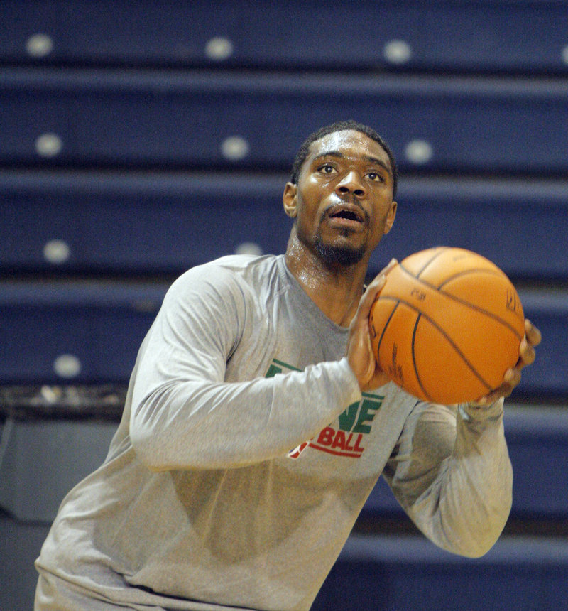 Paul Harris will improve his offense as the season goes on for the Maine Red Claws who open tonight against the Austin Toros at the Portland Expo – but it's his lockdown defense that eventually may land him a spot in the NBA.