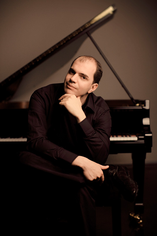 Russian-born pianist Kirill Gerstein performs on Wednesday at Merrill Auditorium in Portland in a concert presented by Portland Ovations.