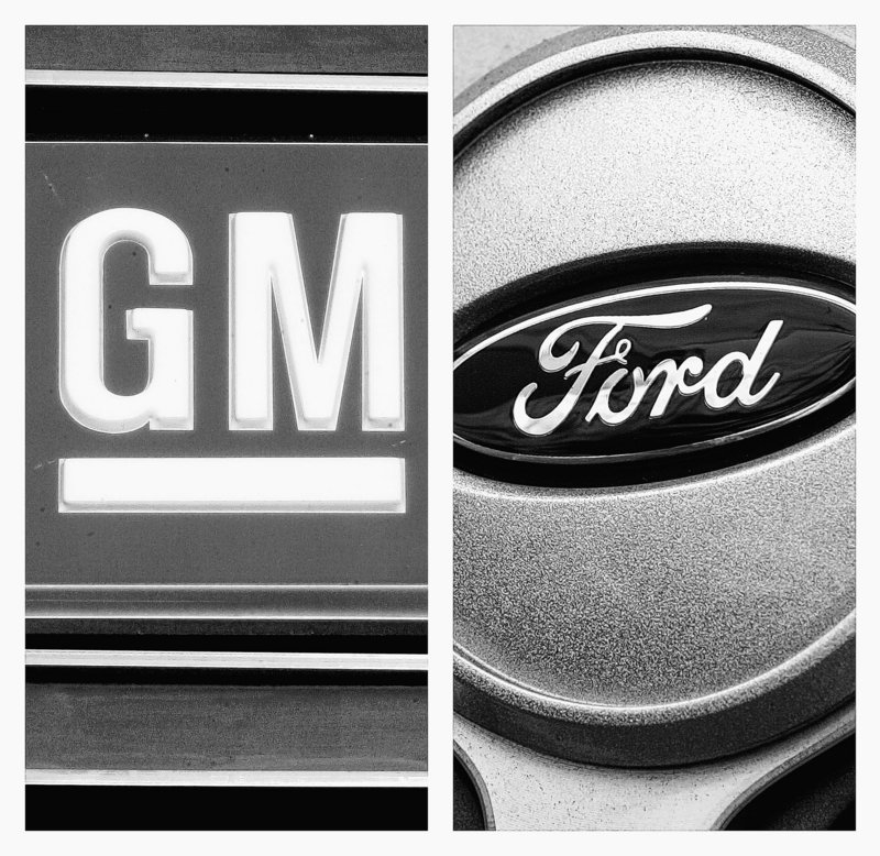 If investors pay what General Motors hopes to get for its stock in a planned IPO, they'll have to buy the logic that the company's stock-market value should be similar to its closest competitor, Ford Motor Co. But Ford's U.S. market share is rising while GM's is falling, and GM's new management team has little auto industry experience.