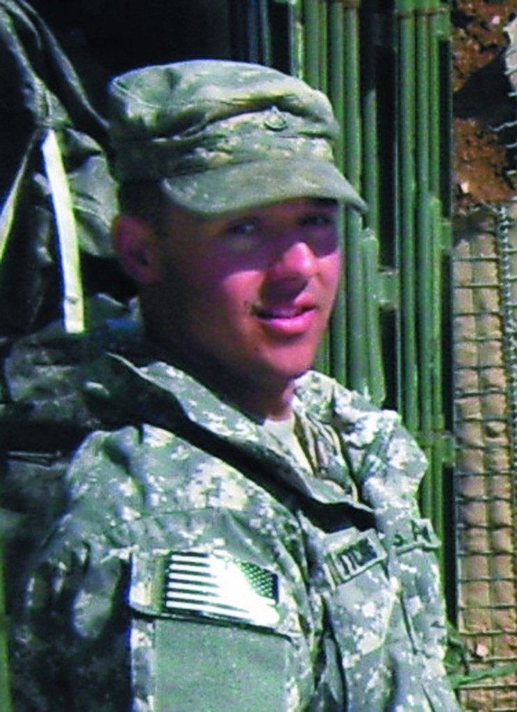 Cpl. Andrew Hutchins
