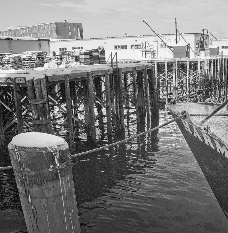 A reader suggests moving the Portland fishing industry south of the Casco Bay Bridge to avoid conflict with other businesses.
