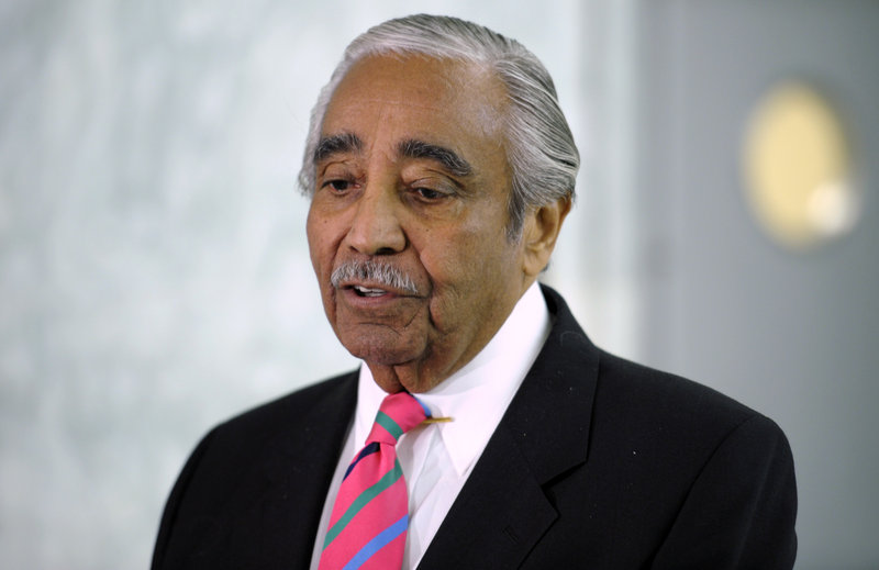 Rep. Charles Rangel, D-N.Y., could face a formal reprimand or censure by the full ethics committee, which the House would have to ratify.