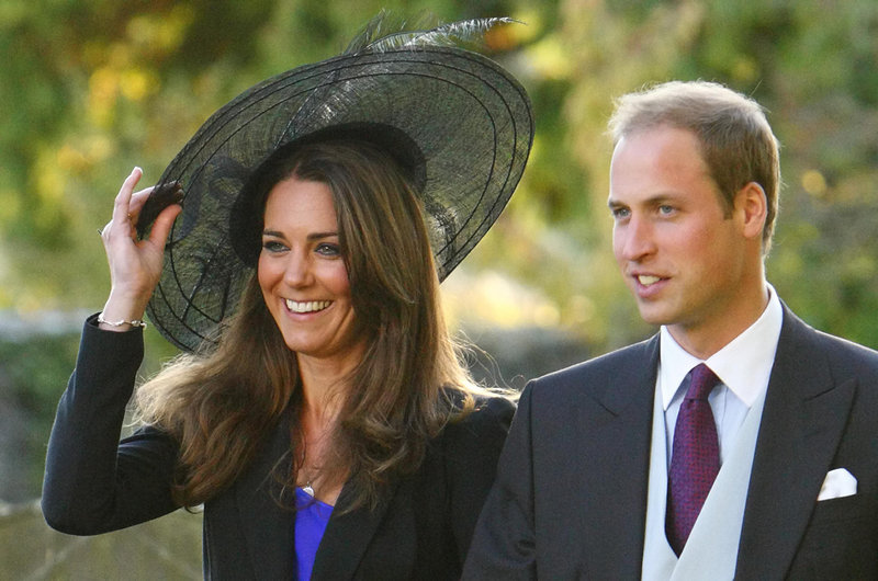Kate Middleton and Prince William met with their advisers Wednesday to discuss the details of a wedding some Britons have waited years to see.