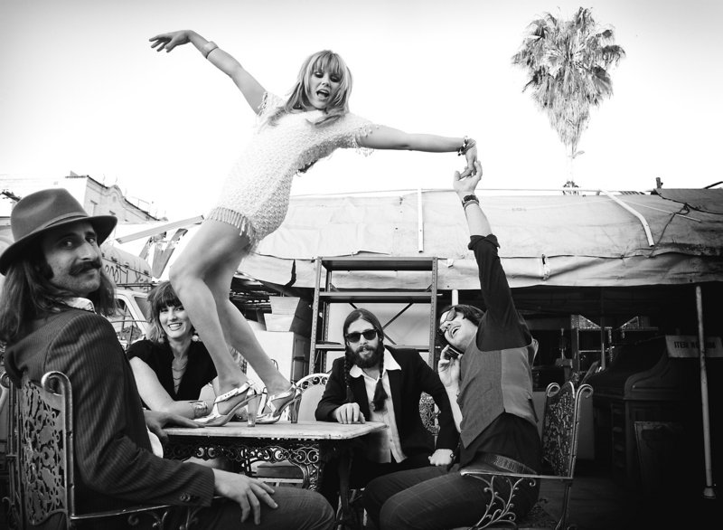 Grace Potter and The Nocturnals perform at the State Theatre in Portland on Dec. 11.