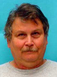 A Florida Department of Corrections photo of Clay Duke.