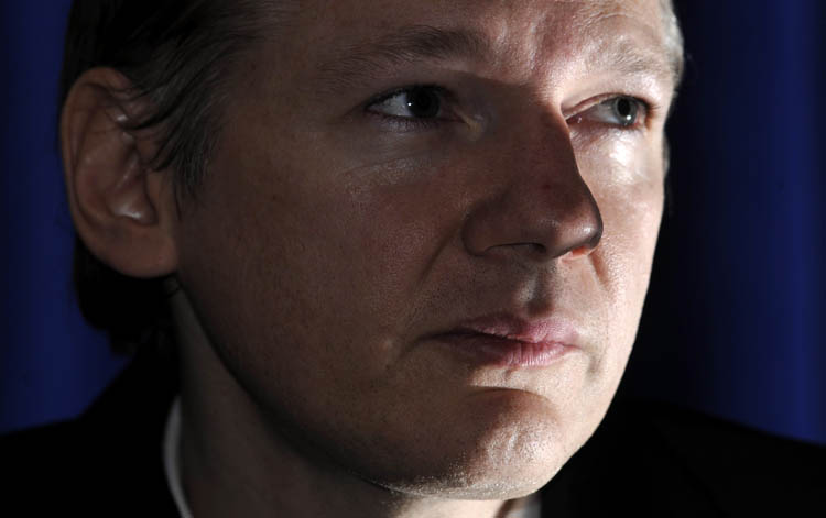 WikiLeaks founder Julian Assange:
