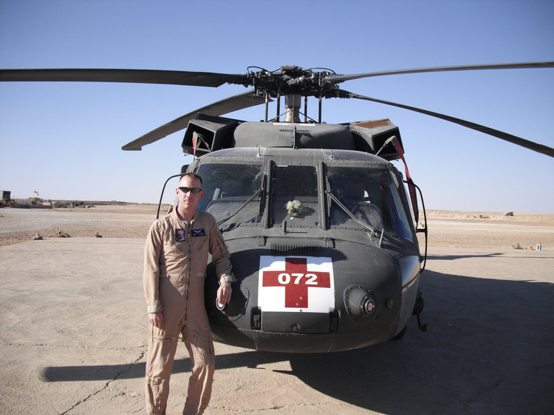 Jason LaCrosse, a 1992 graduate of Traip Academy, is due to receive the Silver Star next week for leading his team in the rescue of wounded German soldiers in Afghanistan in April. LaCrosse is an instructor pilot with the Army's 5th Battalion, 158th Aviation Regiment.
