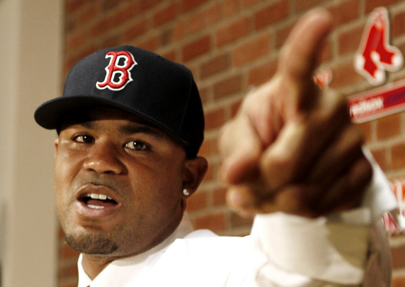Carl Crawford, by joining the Boston Red Sox, will be part of a lineup that not only has most stars in their prime, but already contractually tied to the club for at least three years.