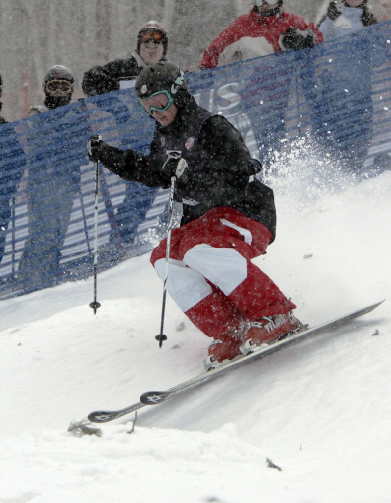 Jeremy Cota of Carrabassett Valley is perfecting his jumps and flips in hopes of joining the ranks of the World Cup elite.