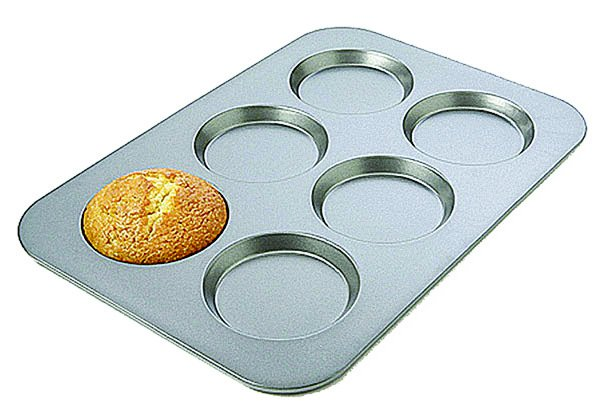 Muffin top pans are hot, hot, hot.