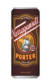 Another win for Narragansett - its pleasing Porter.