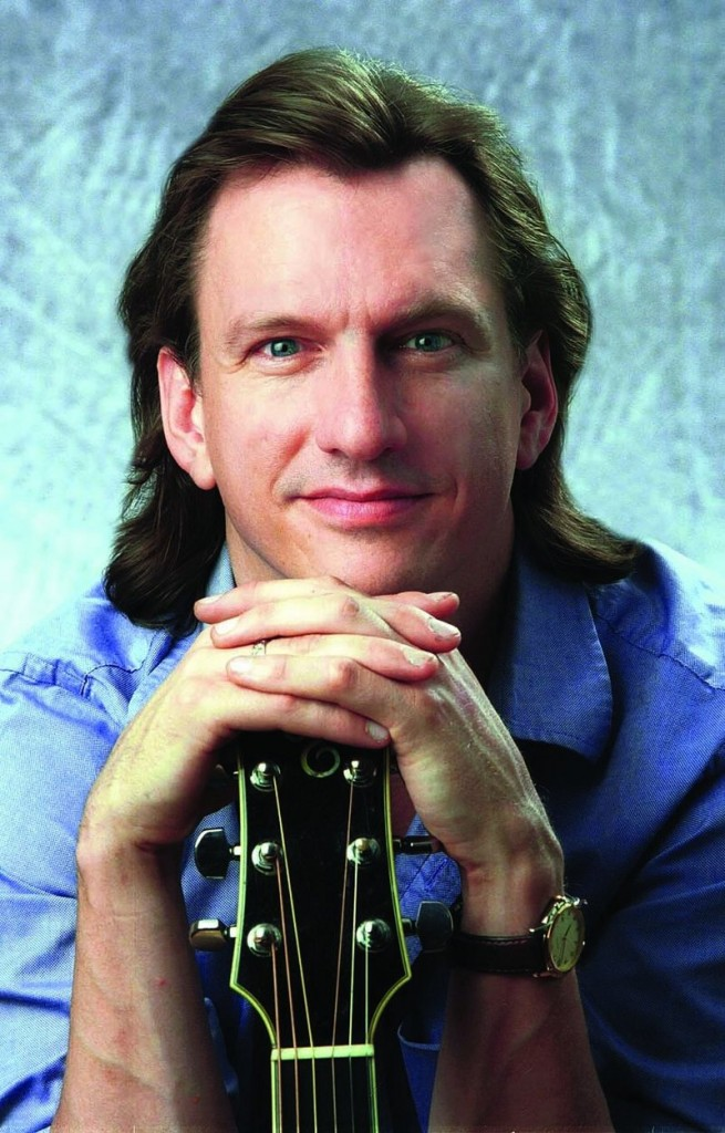 Ellis Paul performs at 8 p.m. on New Year's Day at One Longfellow Square in Portland.