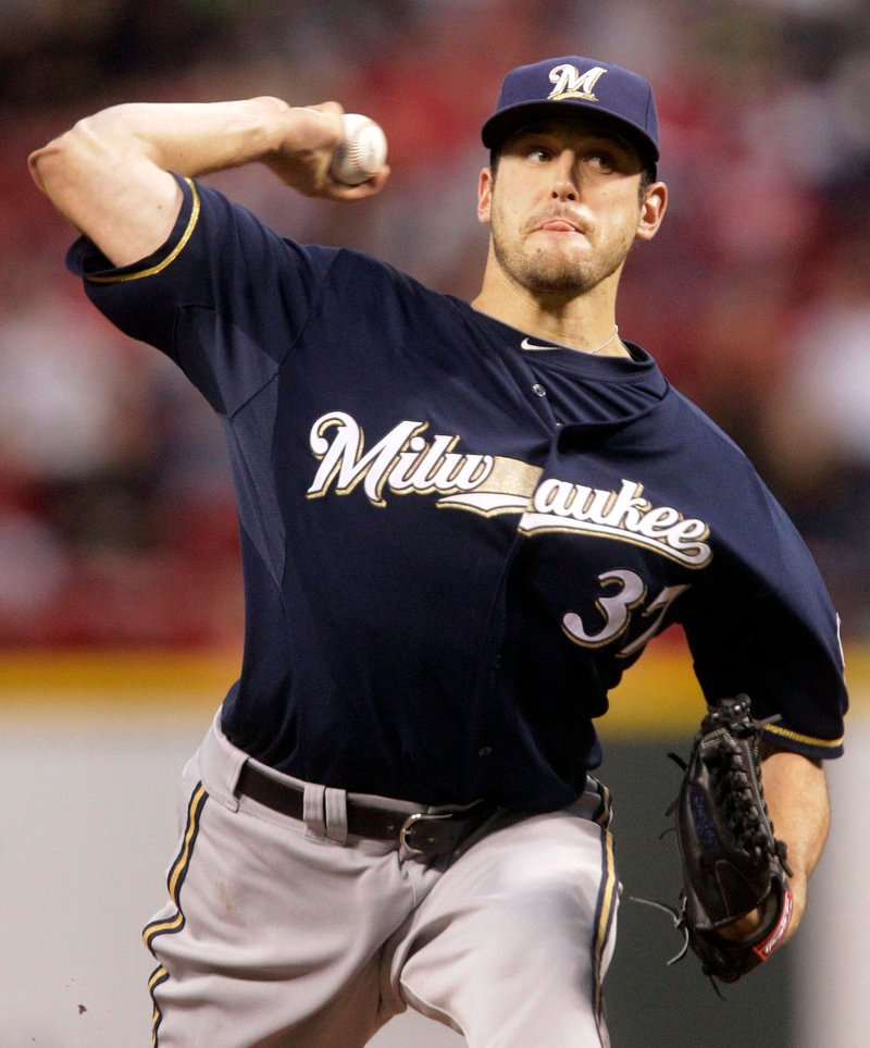 Mark Rogers, the former Mt. Ararat High whiz, has gone through a lot as a pro but finally reached the majors.