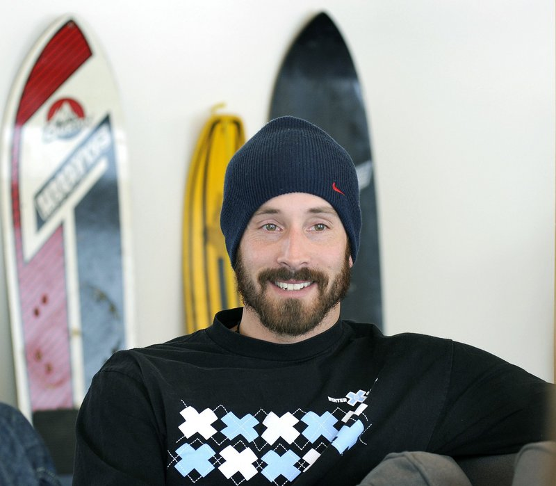 Mainer Seth Wescott won a gold medal at the Vancouver Winter Olympics in the men's snowboard-cross, coming from behind. It was the second gold for Wescott, who also won in 2006.
