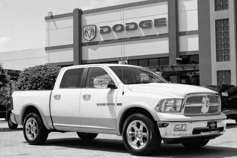 The 2011 Dodge Ram 1500 pickup is among the models involved in Thursday's recall.