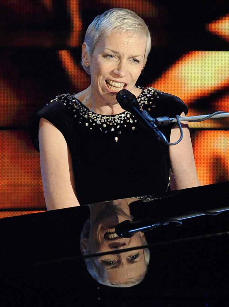 Singer Annie Lennox was named an Officer of the Order of the British Empire for her work with charities fighting AIDS and poverty in Africa.