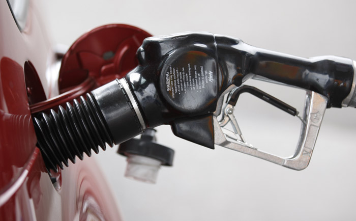The national average for regular gasoline is about $3.12 a gallon, nearly 12 cents more than a month ago and 38 cents above a year ago.