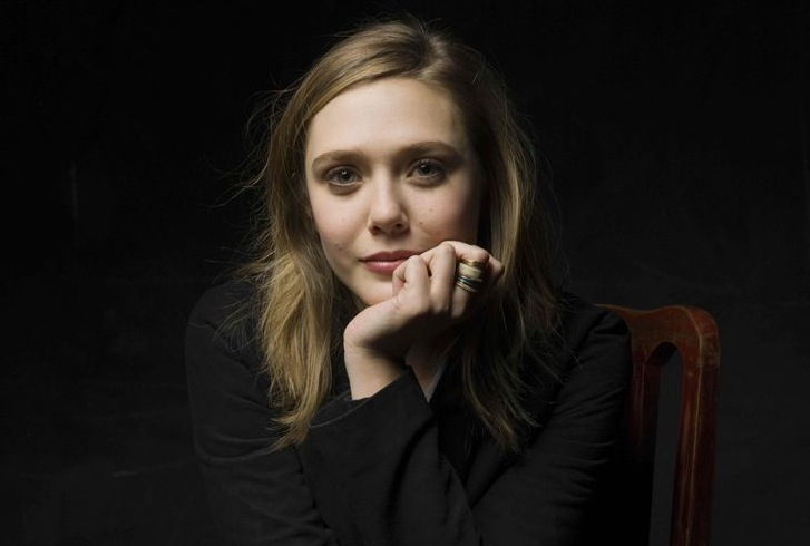 Elizabeth Olsen poses for a portrait Saturday at the 2011 Sundance Film Festival in Park City, Utah.