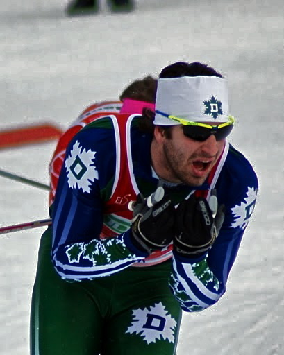 Sam Tarling of Cumberland will be among Mainers skiing in the cross country nationals that begin Sunday at Black Mountain.