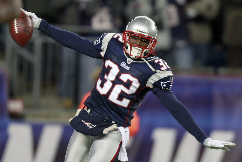 New England Patriots safety Devin McCourty is focusing on this year's team.