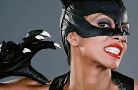 """The very, very bad: Halle Berry as """"Catwoman."""""""