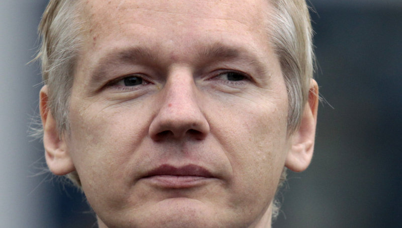 Julian Assange has 251,287 State Department cables, but only 1 percent are published.