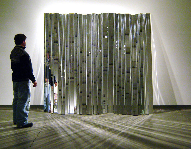 "Alyson Shotz's ""Luminous Harmonic,"" 2008"